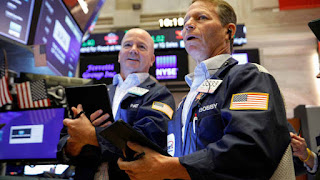 Dow jumps 550 points as comeback rally intensifies, turns positive for the week