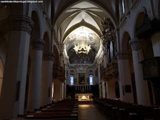 CHURCH / Church of Piacenza, Italy