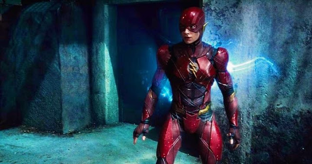 The Flash con Ezra Miller confirma nuevo guionista