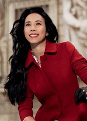 Hong Kong Star Actress, and Singer, Karen Mok