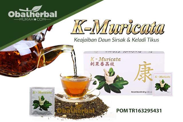 K-Muricata Obat Herbal Asam Urat Tinggi