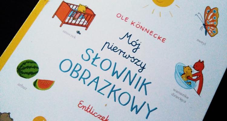 Mój pierwszy słownik obrazkowy, Ole Könnecke