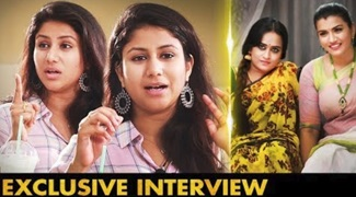 Actress Alya Manasa alias Raja Rani Semba Interview