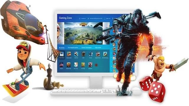 برنامج ألعاب PrimeOS