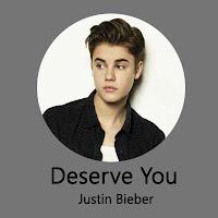 Deserve You Lyrics
