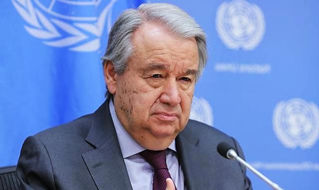 ONU, Antonio Guterres