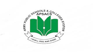 APSC Army Public School and College Rawalpindi Jobs 2021 in Pakistan