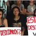 UFAM em Coari abandonada, alunos fazem protesto por falta de professores