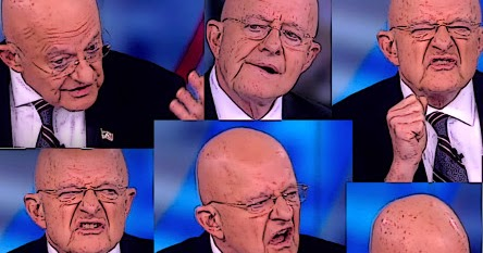 LOOSE LIPS SINK TWITS: Obama Lackey James Clapper Spills the Beans on #Spygate
