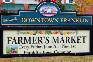 Farmers Market ended Nov 1