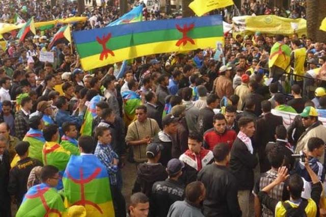 احتجاجات تعم مناطق الريف المغربي وضواحيها في ليالي رمضان