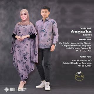 Couple Batik Angsaka