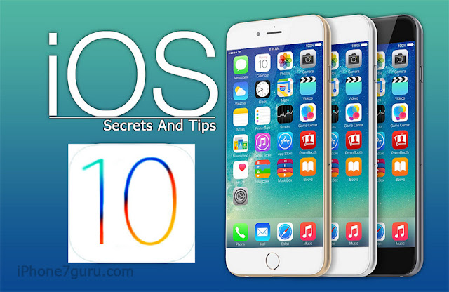 iOS 10 Secrets And Tips With Picture