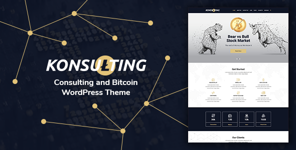 Consulting  Bitcoin wordpress