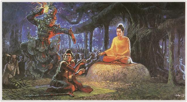 Đạo Phật Nguyên Thủy - Kinh Tăng Chi Bộ - Tỷ kheo không có sững sờ