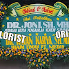 Papan Bunga Ucapan Selamat untuk DR Joni SH