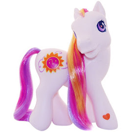 My Little Pony Sunny Daze Games Race Through Ponyville G3 Pony