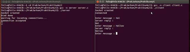 Cara Menggunakan Socket Programming C di Linux