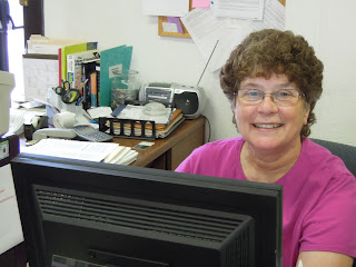 Jane Moore, President of the Sumner County Historical & Genealogical Society
