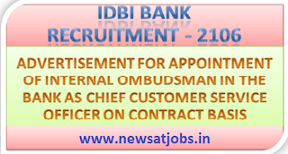 idbi+bank+recruitment+2016