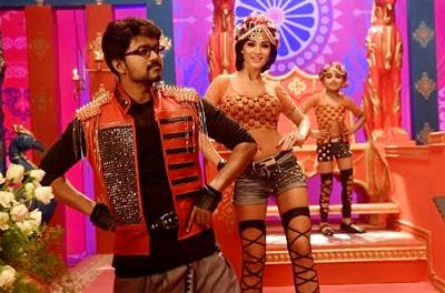 Raangu Song with Lyrics | Theri | Vijay, Samantha, Amy Jackson | Atlee | G.V.Prakash Kumar