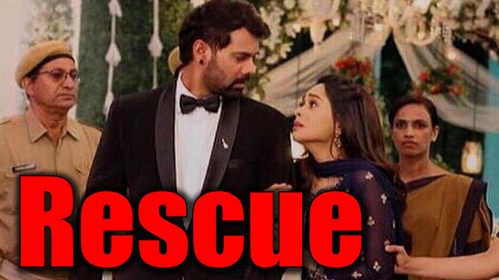 Future Story : Abhi to rescue Prachi from jail in Kumkum Bhagya