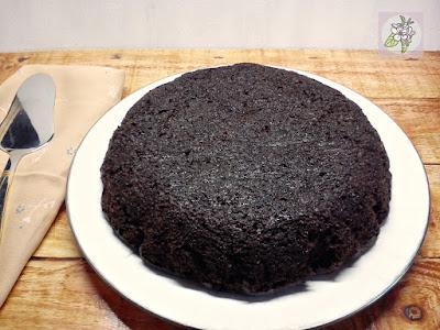 Crazy Cake o Bizcocho Loco de Chocolate