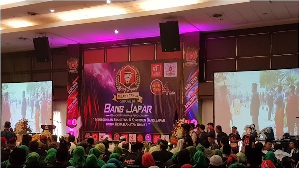 Pasca Insiden Penikaman Syekh Ali Jaber, Bang Japar Siap Kawal Ulama saat Berdakwah