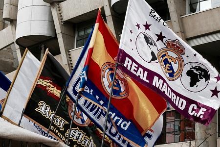 ادي ريال مدريد الاسباني - النادي الملكي - بطولات ريال مدريد - ملعب ريال مدريد - أفضل لاعبى ريال مدريد - أندية المنافسة لريال مدريد - القاب ريال مدريد - Real Madrid