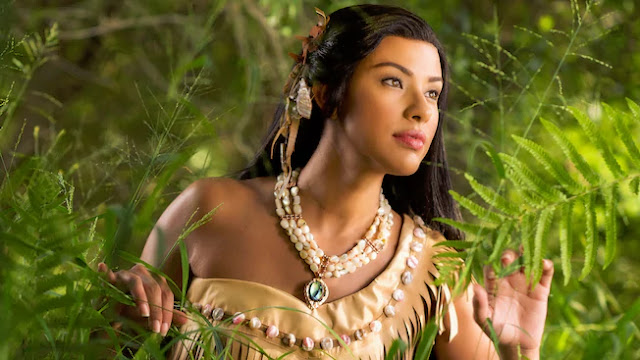 Onde encontrar a princesa Pocahontas nos parques da Disney