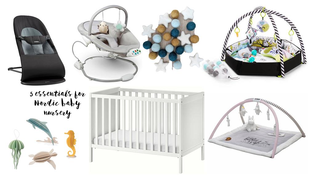 Project nursery: Baby nursery inspiration for 2nd child - introducing 5 Nordic nursery essentials_elisabethrundlof