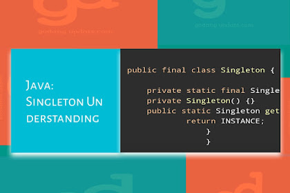 [Java] Singleton's understanding and complete definition