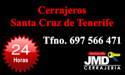 Cerrajeros en Santa Cruz de Tenerife, Cerrajero 24 horas Santa Cruz de Tenerife, Cerrajero urgente santa cruz de teneirfe