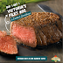 Buy 1 Get 1 Victoria's Filet 80z - Outback Steakhouse - March 16 - Alabang Town Center