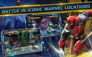MARVEL Contest of Champions v17.2.0 Mod