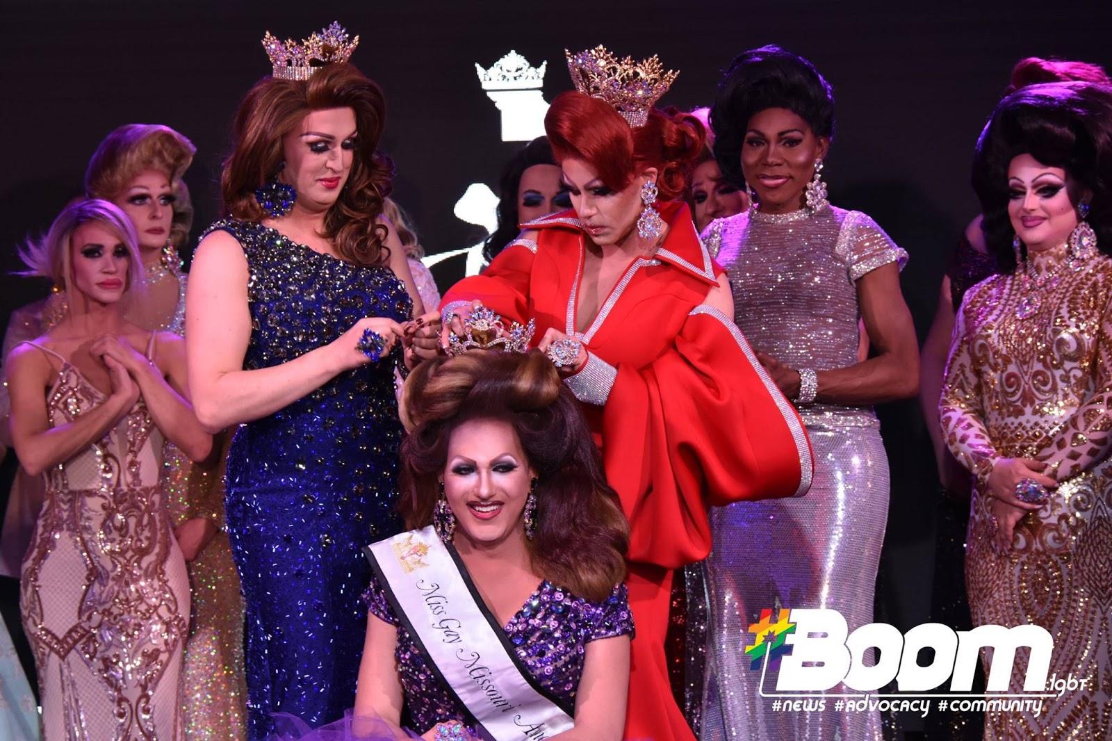 Miss Gay Arkansas America