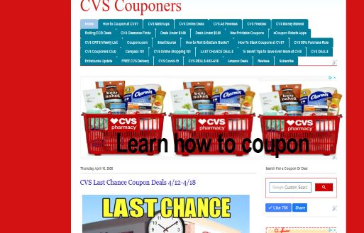 Learn How to Coupon @ CVS Couponers: