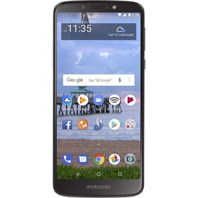 Moto E5 (2018) 16GB, 2GB