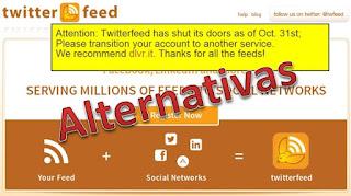 Alternativas a Twitterfeed - Gratuitas