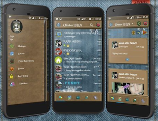 Droid Chat! Jeans Theme Base V3.2.0.6 Apk