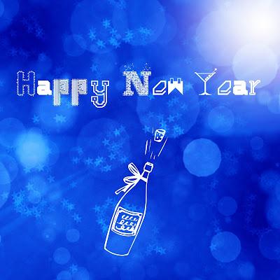happy new year cute photos