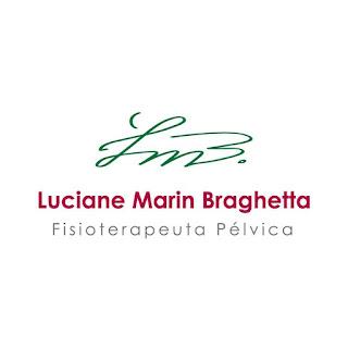 Logotipo criado para Luciane Marin Braghetta por Minuta Linguagem Visual