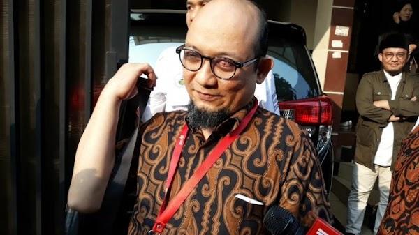 Tak Terima Difitnah Dewi Tanjung, Novel Baswedan Bakal Lapor Balik
