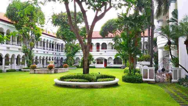 Hotel bersejarah di Indonesia yang masih eksis