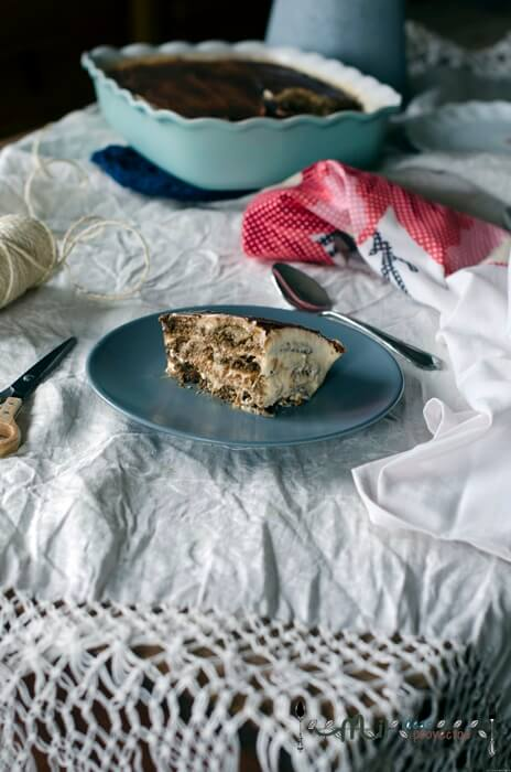receta de tiramisu