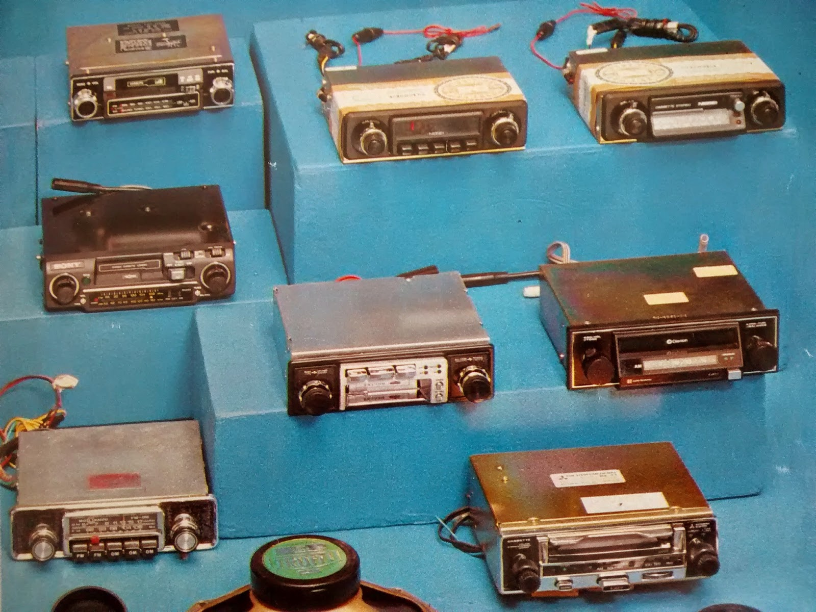 Radios automotivos antigos a venda