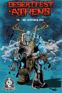 poster DesertFest Athens 2016