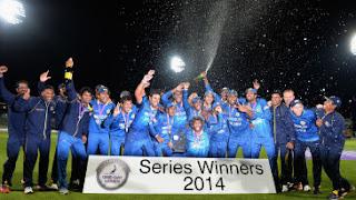 Sri Lanka tour of England 5-Match ODI Series 2014
