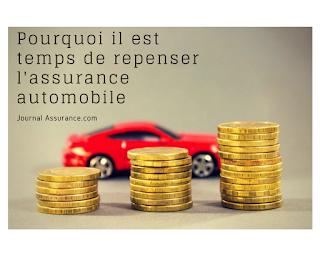 Pourquoi il est temps de repenser l'assurance automobile