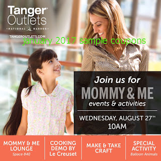 Tanger Outlet Coupons